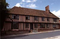 Anne of Cleve's House