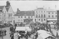 The market 1900