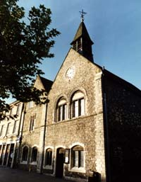 Moyse's Hall